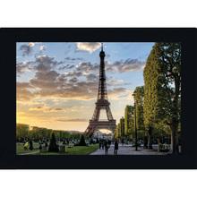 Quadro Paris Torre Eiffel 29x23cm