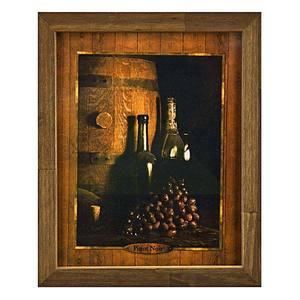 Quadro Pinot Noir 28x23cm Ventura