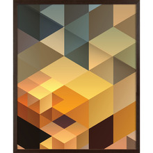 Quadro Pixels 48x58cm