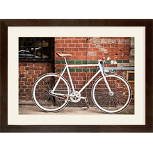 Quadro Retro Bike 29x39cm