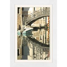 Quadro Romantic City 19x29cm