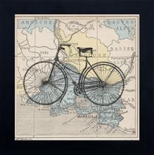 Quadro Trip Bike 29x29cm