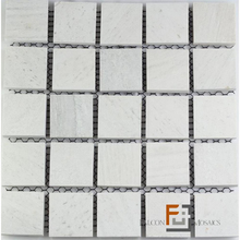 Quartzito Quadrado Tropical Serrado Claro 50x50cm Falcon Mosaics