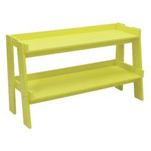 Rack Madeira Amarelo 61x107x39cm Ipanema Spaceo