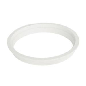 Ralo/ Grelha Plástico Branco Redondo Sem fecho 9,6cm Plastilit