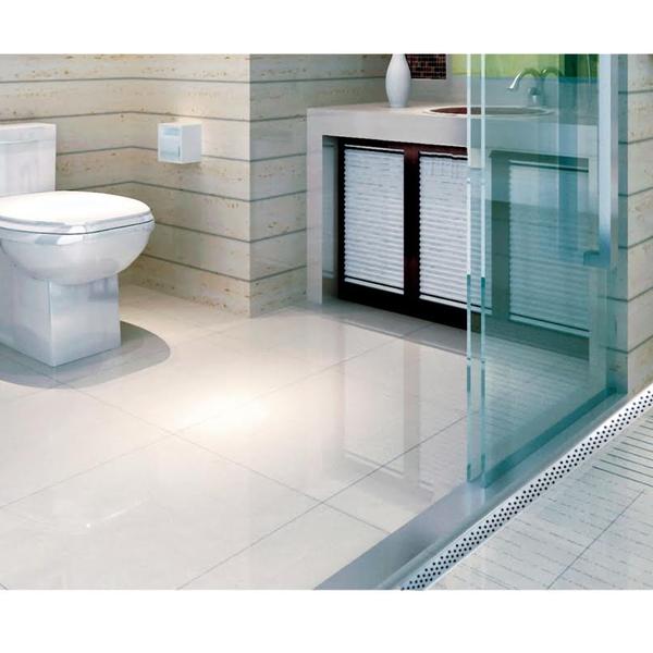 ralo linear grande alum nio 100cm aminox leroy merlin. Black Bedroom Furniture Sets. Home Design Ideas