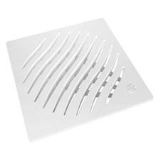 Ralo Quadrado Grande Polipropileno Branco 27461158 Tigre