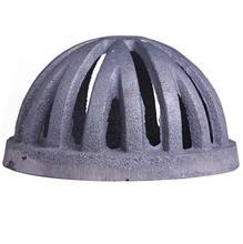 Ralo Semi Esférico 6 Material Ferro Fundido 150 x 150 mm A. Brazilian