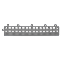 Rampa 4x16xcm Cinza Plástico 4 peças Impallets