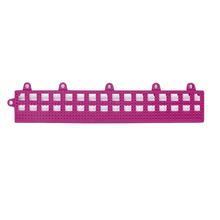 Rampa 4x16xcm Rosa Plástico 4 peças Impallets