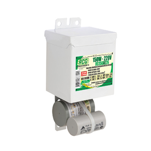 Reator Elétronico para Lâmpada Vapor Metálico  RCG