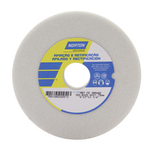 Rebolo para ferramenta Branco Gr100 152,4x19x31,7 Norton