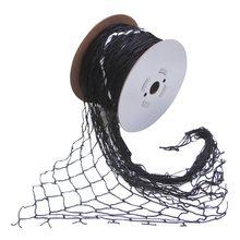 Rede Proteção Rolo Preta 7x30m