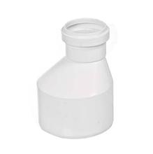 "Redução Excêntrica PVC Esgoto 100mmx50mm ou 4""x2"" Tigre"