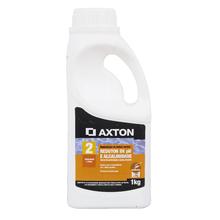 Redutor de pH e Alcalinidade Extra Forte 1Kg Axton