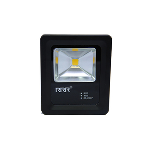Refletor LED 10W Luz Branca Bivolt Luz Sollar