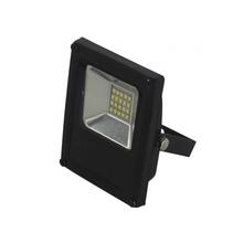 Refletor LED Slim Blumenau 10W Luz Amarela Bivolt