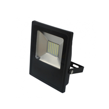 Refletor LED Slim Blumenau 30W Luz Verde Bivolt