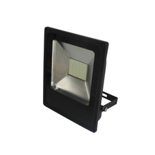 Refletor LED Slim Blumenau 50W Luz Branca Bivolt