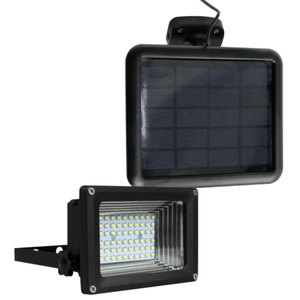 Refletor LED Solar 0,07W Luz Branca  Ecoforce