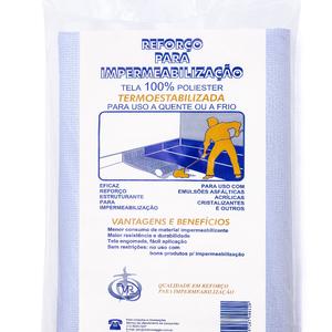Tela Thermoestabilizada para Reforço de Impermeabilização Victoria Reggia
