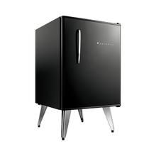 Refrigerador Frigobar Retrô Preto 76L Brastemp