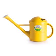 Regador Plástico 1,5L Amarelo Okla