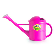 Regador Plástico 1,5L Rosa Okla