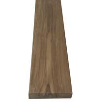 Régua de Deck de Madeira Natural 9,5x120cm Massol