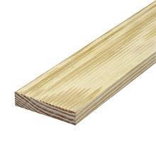 Régua de Deck de Madeira Pinus 600 122x9,5cm Madvei