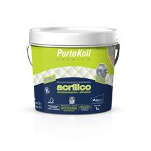 Rejunte Acrílico Cinza Claro 1Kg Portokoll