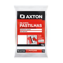 Rejunte Cimentício  Cinza Platina 1Kg Axton