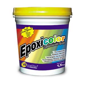 Rejunte Epóxi 1,5kg Crema Argatex