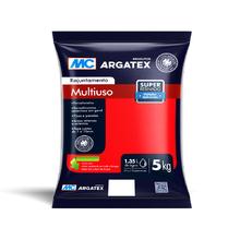 Rejunte para Áreas Secas Cimentício Cinza Platina 5 Kg Argatex