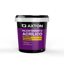 Rejunte para Áreas Úmidas Acrílico Branco 1Kg Axton