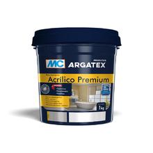 Rejunte para Áreas Úmidas Acrílico Cinza Platina 1 Kg Argatex