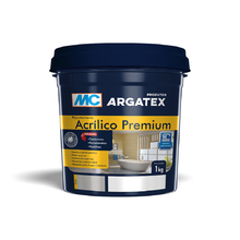 Rejunte para Áreas Úmidas Acrílico Preto 1 Kg Argatex