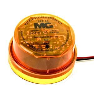 Rele fotoeletronico, RFE-66,1000W- Bivolt,Temporizado para 6Horas,Conexão por cabos, MarGirius