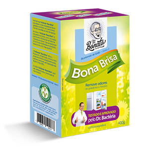 Removedor de Odores Bona Brisa 400g Tio Bonato