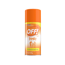 Repelente Family Aerossol Family 165ml Off!