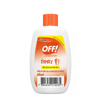 Repelente Family Loção 60ml Off!