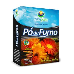 REPELENTE NATURAL PO DE FUMO 400 GRS
