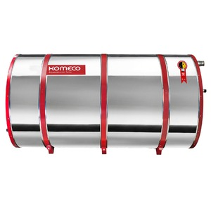 Reservatorio Solar Alta pressão 1000 L Aço inox Komeco