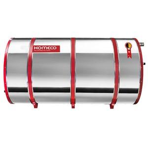 Reservatorio Solar Baixa pressão 800 L Aço inox Komeco