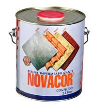 Resina Acrílica Impermeabilizante Novacor Brilhante Colorgin 3,6L Incolor