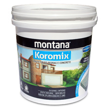 Resina Koromix Hidrorepelente 18L Montana