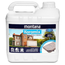 Resina Koromix Hidrorepelente 5L Montana