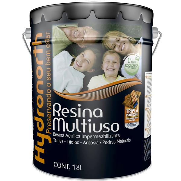 Resina multiuso cer mica telha 18l hydronorth leroy merlin for Mobiletti multiuso leroy merlin