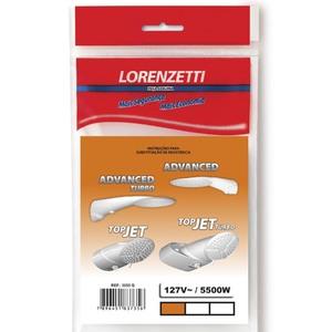 Resistência para Chuveiro 127V (110V) 5500W Advanced Lorenzetti