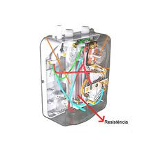 Resistência para Aquecedor de Ponto 3T 250V (220V) Cardal